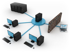 Information Technology Services, IT Services Madrid, Barcelona and rest of Spain. Firewall Installation